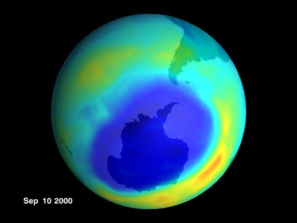 nasa 200 ozonehole