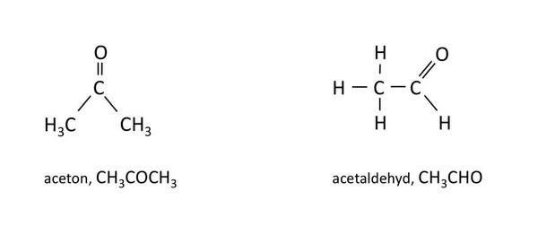 Ke 599 keton aldehyd