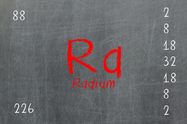 Ke Marie curie radium