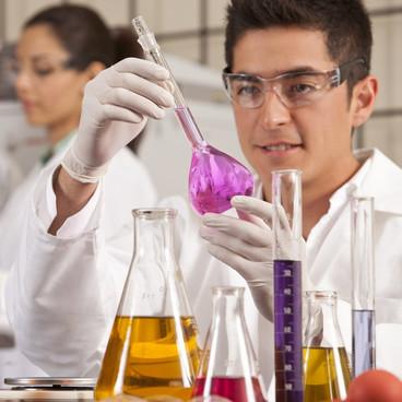 Säkerhet i labbsalen